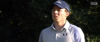 Matthew Fitzpatrick cards second round 65 in Italy