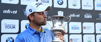 Wiesberger roars to Rolex Series glory in Rome
