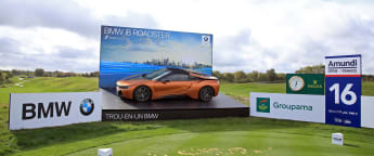 BMW Hole-In-One: Amundi Open de France