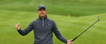 Colsaerts revives DP World Tour Championship hopes
