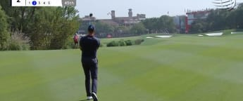 Five of the best - WGC-HSBC Champions Day 1