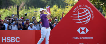 Fitzpatrick in contention again in Shanghai