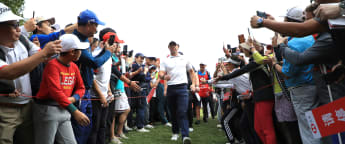 Race to Dubai Show - McIlroy claims WGC hat-trick