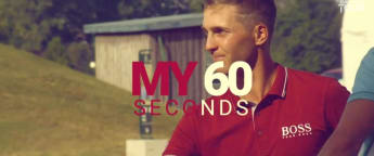 My 60 seconds: Matthias Schwab