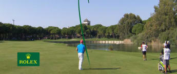 Five of the best - Turkish Airlines Open Day 2