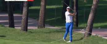 Hebert shoots 64 on moving day