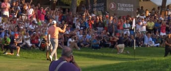 Shot of the day - Hatton keeps the dream alive