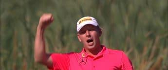 Top ten shots: Nedbank Golf Challenge