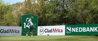 Van Rooyen aiming for the top on home soil