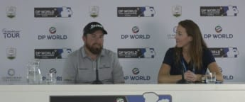 Shane Lowry Press Conference: DP World Tour Championship