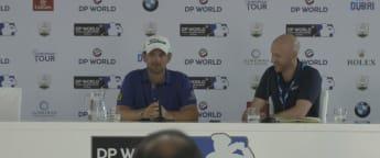 Bernd Wiesberger Press Conference: DP World Tour Championship