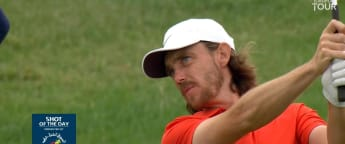 Shots of the day - Fleetwood and McIlroy magic
