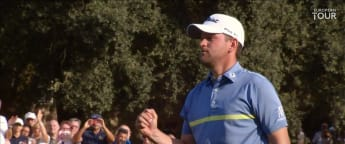 Wiesberger: 246 days out injured to Race to Dubai leader