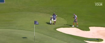 Shots of the week - 2020 Alfred Dunhill Championship