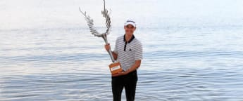 Race to Dubai Show – dream win for teen Højgaard