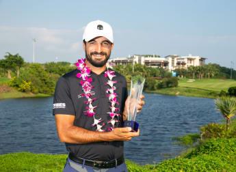 Fantastic Francesco claims victory in Hainan