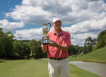 Stricker wins first Senior Major at Regions Tradition