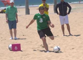 GolfSixes - beach penalties