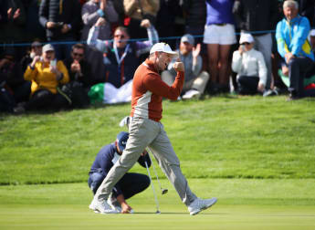 Ryder Cup heroes Garcia and Olesen to battle for BMW International Open title