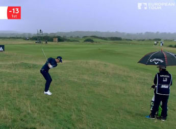 Five Of The best - Alfred Dunhill Links Day 2