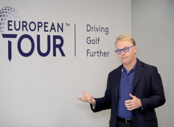 European Tour reveals brand refresh aimed at Driving Golf Further