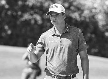 Player Blog: Christiaan Bezuidenhout