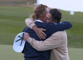Olazábal bows out at BMW PGA Championship