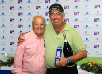 Carriles secures Senior Open spot with first Staysure victory