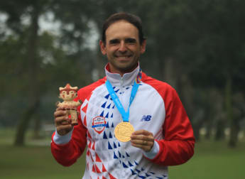 Zanotti makes history with Pan American Games gold