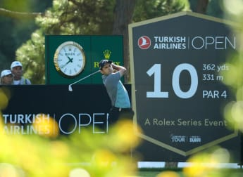 Zanotti makes fast start in Turkey