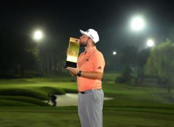 Race to Dubai Show - Hatton's twilight delight