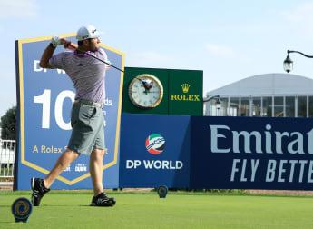 Rahm recharged ahead of Race to Dubai finale