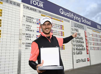 28 players graduate from Qualifying School Final Stage