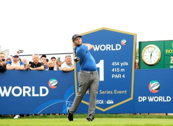 Rahm ignoring Race to Dubai merry-go-round