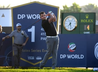 Groves leads the way at EDGA Dubai Finale