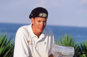 Roll of honour - Henrik Stenson