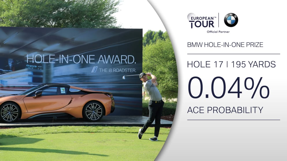 BMW Hole in One Prize - DPWorld_Willet_16x9