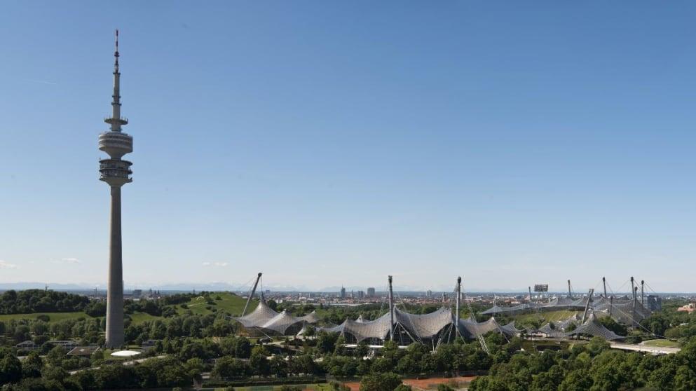 Munich Olympic Park