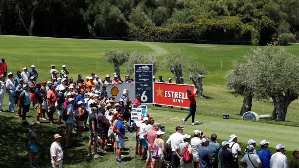 Day 2 Highlights - Estrella Damm Andalucia Masters