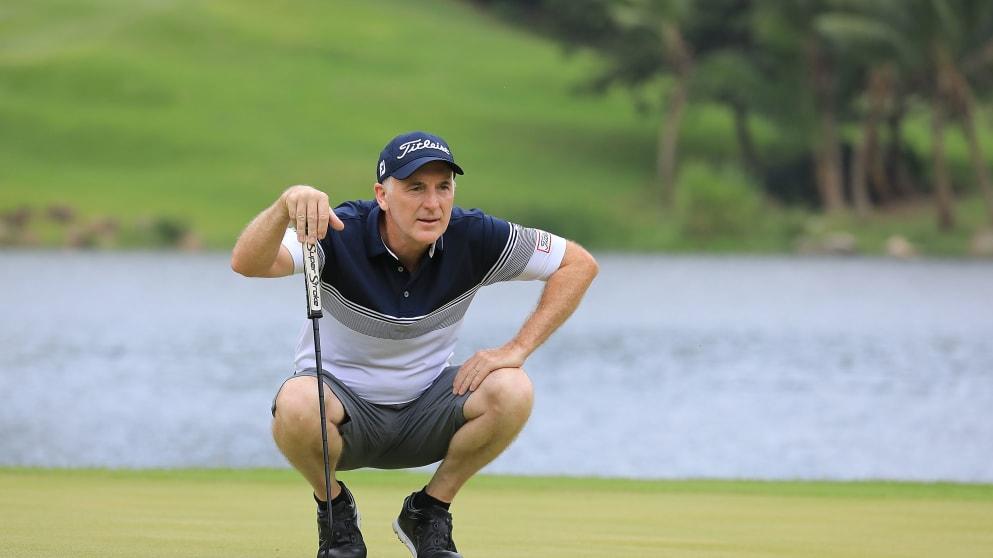 Phillip Price at the MCB Tour Championship - Seychelles
