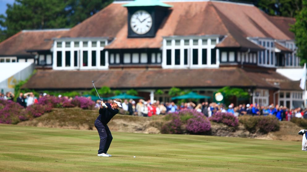 Sunningdale clubhouse langer