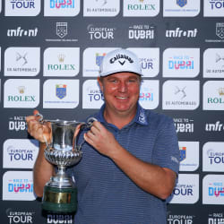 Magical McGowan back in the winner's circle in Italy